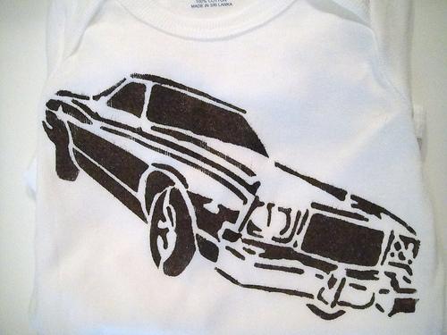 Car onesie
