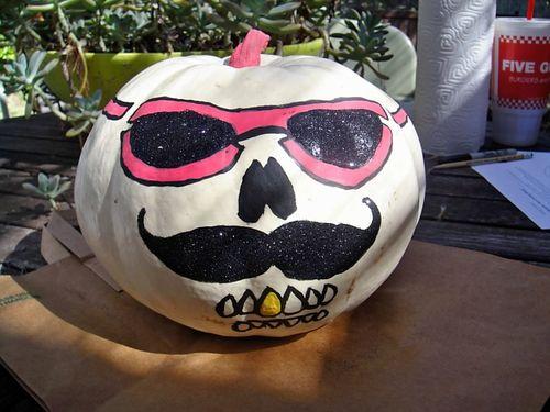Corey pumpkin