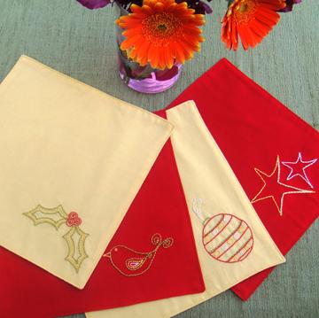 Small napkins